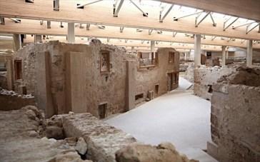 Προϊστορικός οικισμός Ακρωτηρίου Θήρας, 2η χιλιετία π.Χ.
