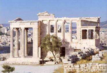 Ερέχθειο, Ακρόπολη Αθηνών, 5ος αιώνας π.Χ.
