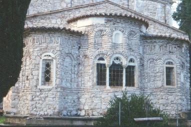 Νέα Μονή Χίου, 11ος αιώνας μ.Χ.