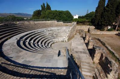 Ρωμαϊκό Ωδείο στην Κω, 2ος αιώνας μ.Χ.