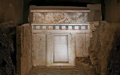tomb II_vergina