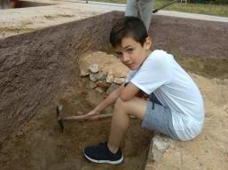 Ανασκαφή με σκαπάνη