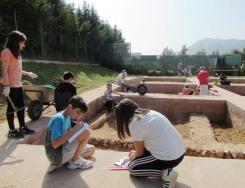 Συμπλήρωση αρχαιολογικού ημερολογίου