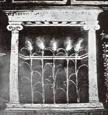 Ναΐσκος με ιερούς στάχεις, 4ος π.Χ. αι.