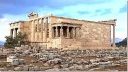 Ερέχθειο, Ακρόπολη Αθηνών