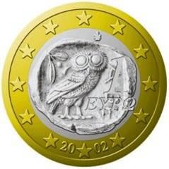 1 ευρώ: αναμνηστικό 2002