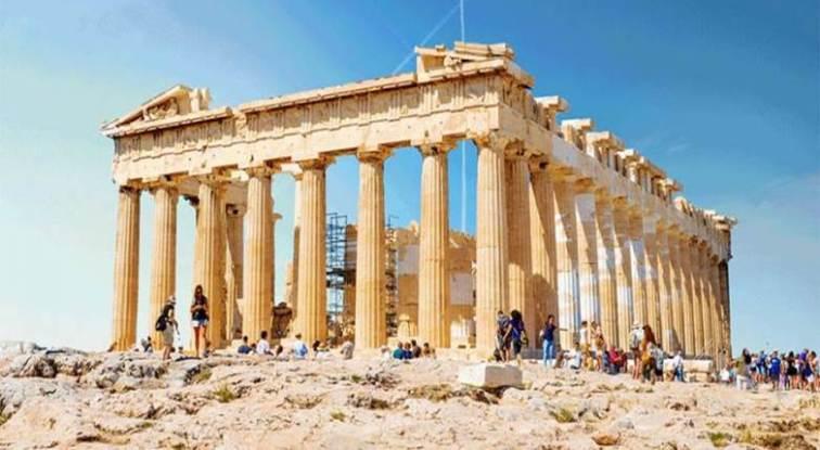 Παρθενώνα, Ακρόπολη Αθηνών