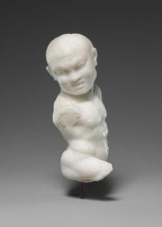 6α. Μαρμάρινο αγαλμάτιο νάνου που χορεύει, 332 -150 π.Χ., Μητροπολιτικό Μουσείο Νέας Υόρκης