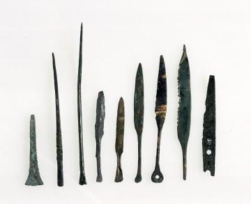 24β. Χειρουργικά εργαλεία, 4ος π.Χ. αιώνας, Επίδαυρος