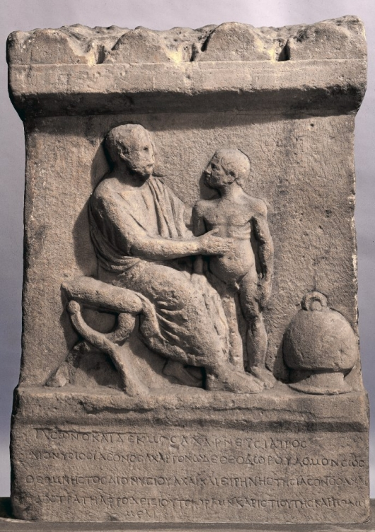 marble_tombstone_athenian_physician_Jason_BM