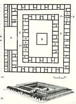 16α. Θεραπευτήριο σε ρωμαϊκό στρατόπεδο στη Vindonissa, Ελβετία περ. 80 μ.Χ.