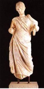 41β. Αγάλμα Υγείας από το ιερό του Ασκληπιού, Δίον