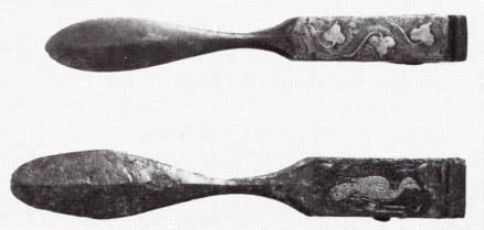 28β. Λαβές χειρουργικών εργαλείων από τη Μ. Ασία, Ρωμαϊκή αυτοκρατορική εποχή, Mainz